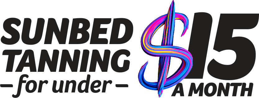 Sunbed Tanning for Under $15 a Month