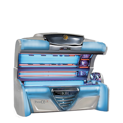 Diamond Tanning Bed